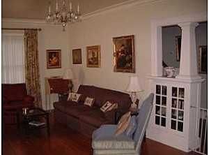 My Hyde Park Living Room by acredited designer-- that would be me.